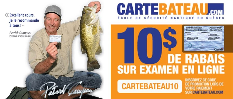 cartebateau.com permis bateau